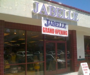 Jabelle Fashionetta Grand Opening