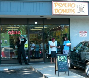 Psycho Donuts in Campbell