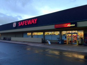 Safeway to close